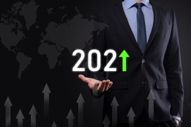 Zaplanuj dodatni wzrost biznesowy w koncepcji roku 2021.
