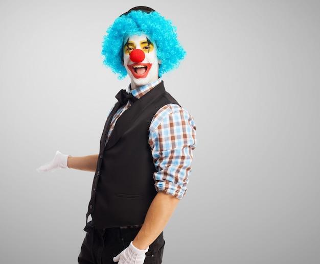 Zapraszanie clown wejść