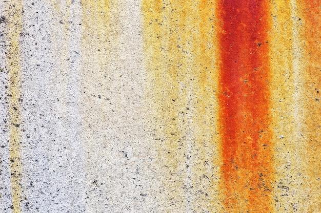 Zardzewiały i nieczysty tekstury tła