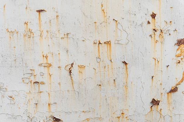 Zardzewiały metaliczny tekstura tło