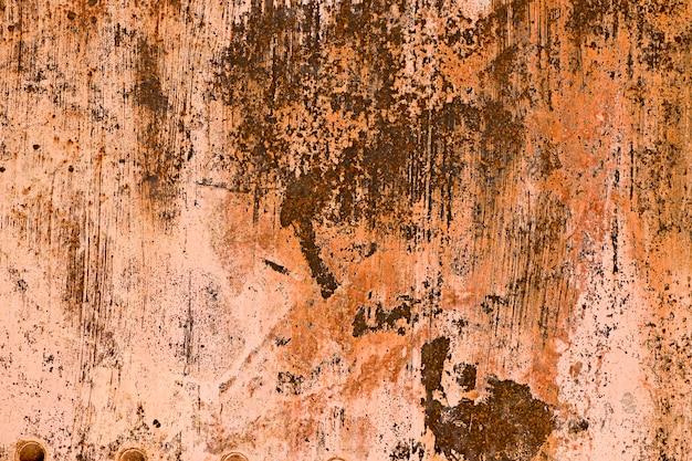 Zardzewiały stal, teksturowanej tło