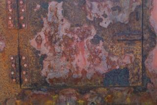 Zardzewiały tekstury metalu, tekstury, rdza