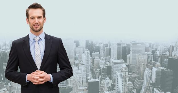 Zarządzanie zajęciem wysyłka biznesmen przemysłowe