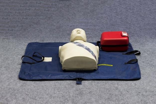 Zautomatyzowany defibrylator zewnętrzny