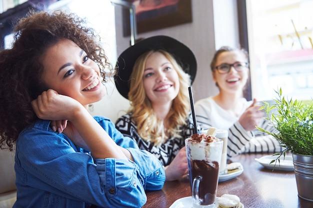 Zawsze fajnie jest spędzać czas z przyjaciółmi