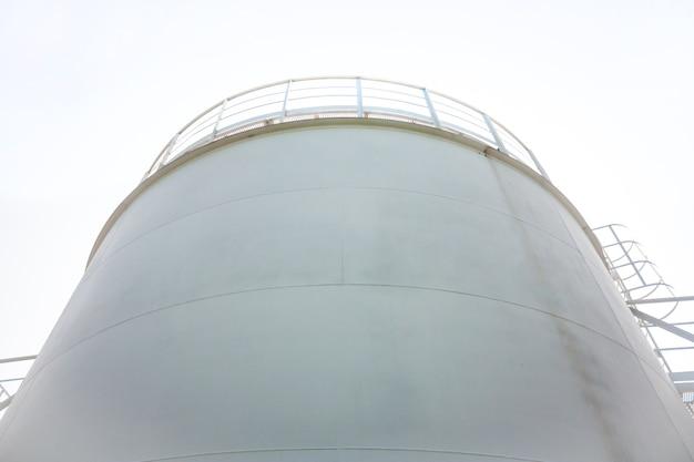 Zbiornik paliwa kompleksu tankowania