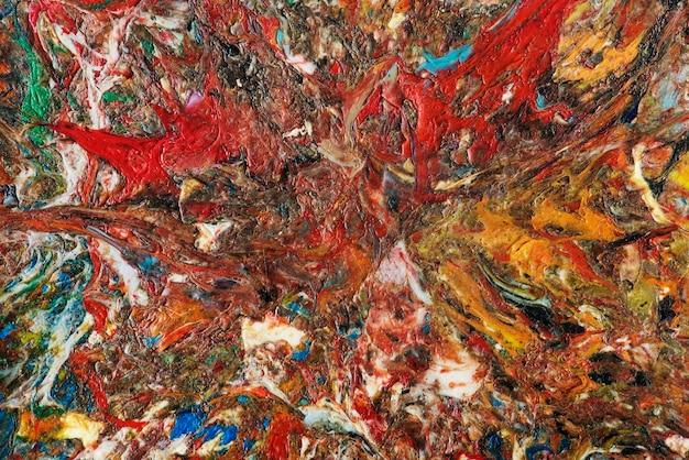 Zbliżenie abstrakcjonistyczny akwareli tło