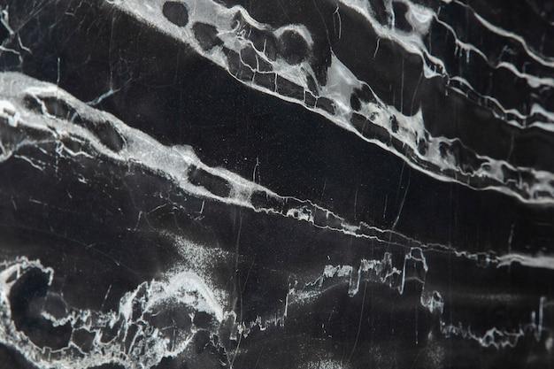 Zbliżenie abstrakcyjnej kompozycji marmurowej tekstury