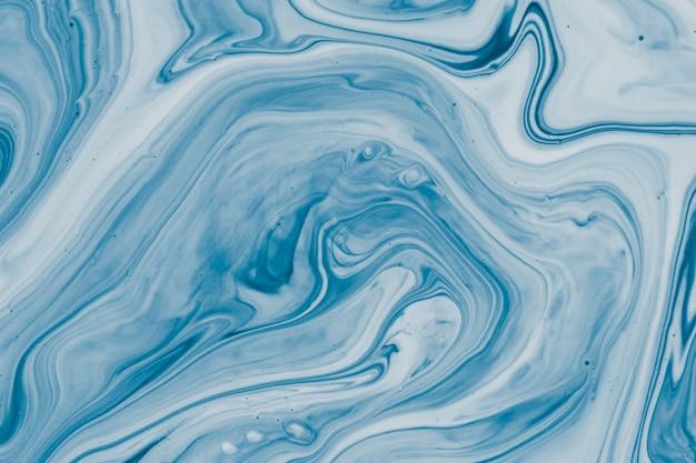 Zbliżenie akrylowy farby tło