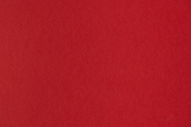 Zbliżenie bezszwowej czerwonej tekstury papieru dla tła lub dzieł sztuki