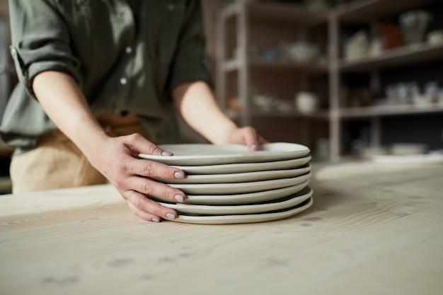 Zbliżenie ceramika