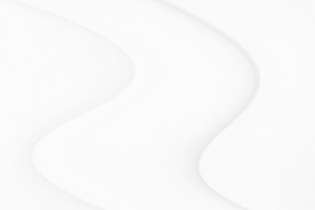 Zbliżenie elegancki zmięty biały jedwabniczej tkaniny płótna tło i tekstura. luksusowy tło projekt