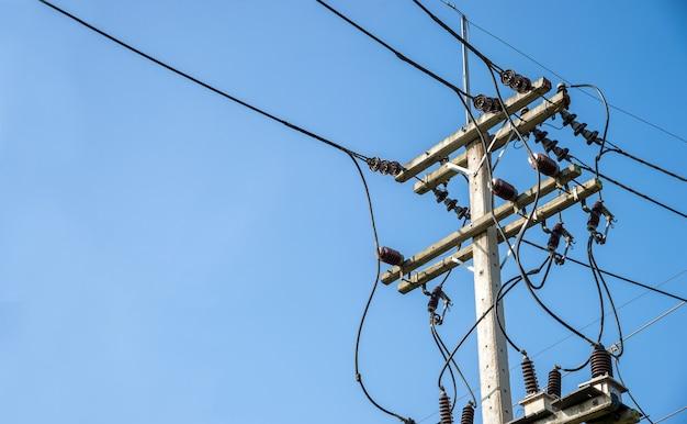 Zbliżenie elektryczności poczta