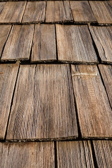Zbliżenie kompozycji drewniane tekstury