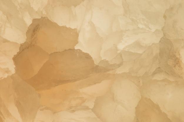 Zbliżenie kompozycji naturalnego marmuru
