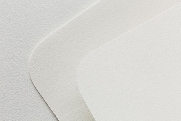 Zbliżenie na proste tekstury materiału opakowaniowego
