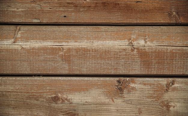 Zbliżenie na strukturę drewna. linie poziome. naturalny rysunek na tle drewna. praca stolarza.