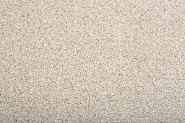 Zbliżenie na tapetę tekstury szarego dywanu