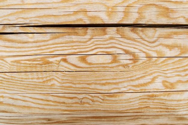 Zbliżenie na tle modrzewiowego drewna tekstury