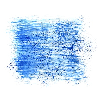 Zbliżenie niebieski pociągnięcia pędzlem. streszczenie tło grunge. miejsce na własny tekst. ilustracja rastrowa