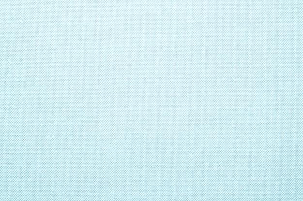 Zbliżenie powierzchni błękitna tkanina przy krzesłem textured tło
