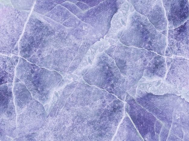 Zbliżenie powierzchni marmuru abstrakcjonistyczny wzór przy błękitnym marmuru kamienia tekstury podłogowym tłem