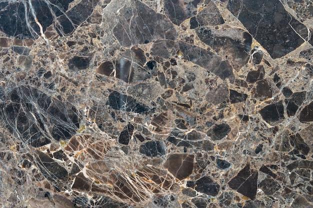 Zbliżenie powierzchni marmuru ściany tekstury tło