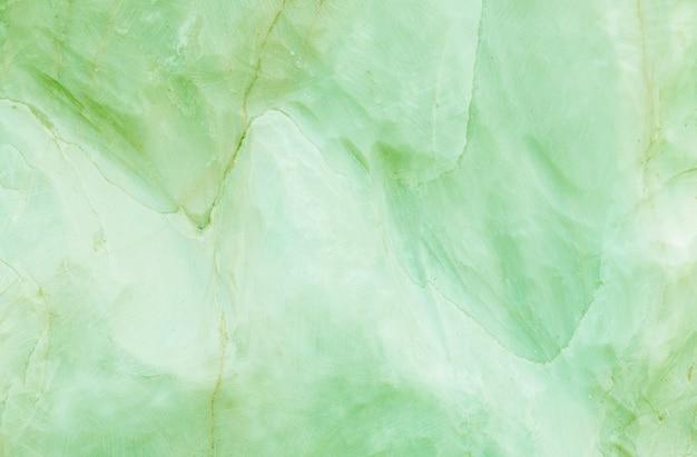 Zbliżenie powierzchni marmuru wzór na zielonym tle marmuru kamiennej ściany tekstury