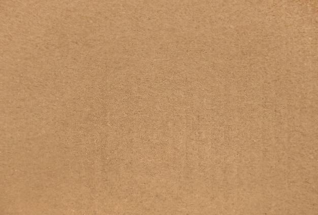 Zbliżenie powierzchnia kartonowa tekstura