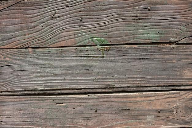 Zbliżenie tekstura stary drewno z pęknięcie wzorem, abstrakcjonistyczny tło