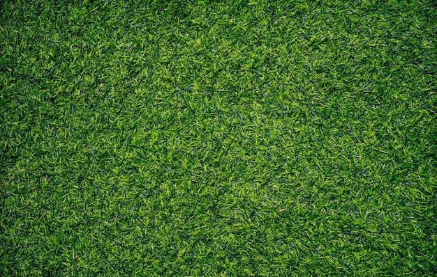 Zbliżenie tekstura tło sztuczna trawa
