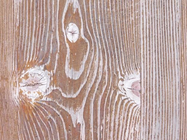 Zbliżenie tekstury drewna