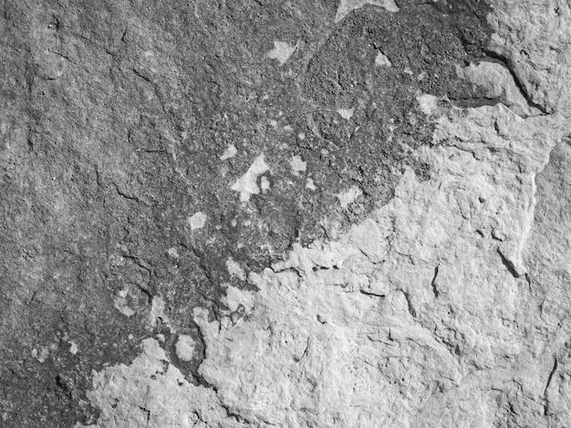 Zbliżenie tekstury kamienia