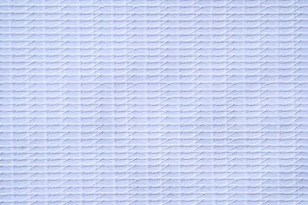Zbliżenie wzór biały winylowy plakat papierowy w paski tle