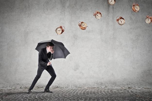 Zbyt duży stres dotyczący terminów