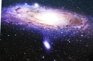 Zdjęcia przestrzeń, światło, teleskop
