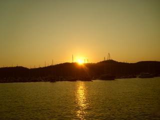Zdjęcia z indyka, jezioro, istanbul