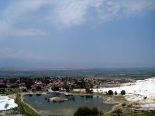 Zdjęcia z indyka, jezioro