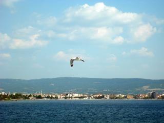 Zdjęcia z turcji, istanbul, chmura