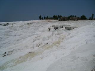 Zdjęcia z turcji, śnieg