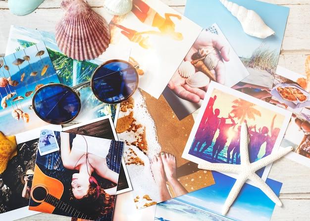 Zdjęcia zdjęcia zdjęcia beach coast travel trip concept