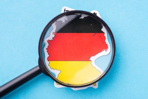 Zdobywanie wiedzy o kraju niemiec studiując kulturę i tradycje kraju