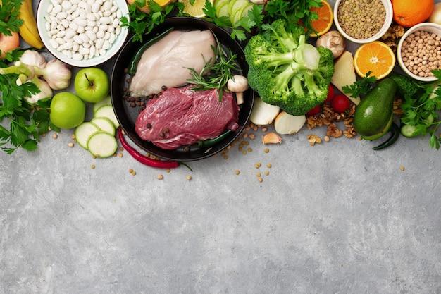 Zdrowa, zrównoważona żywność