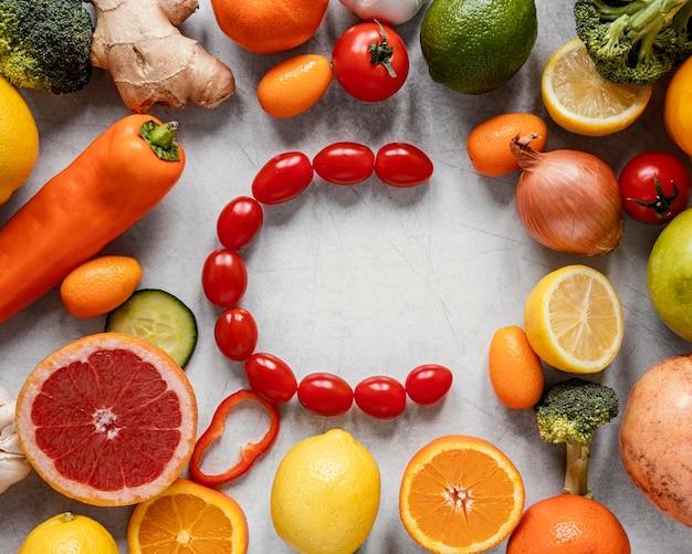 Zdrowa żywność dla kompozycji wzmacniającej odporność