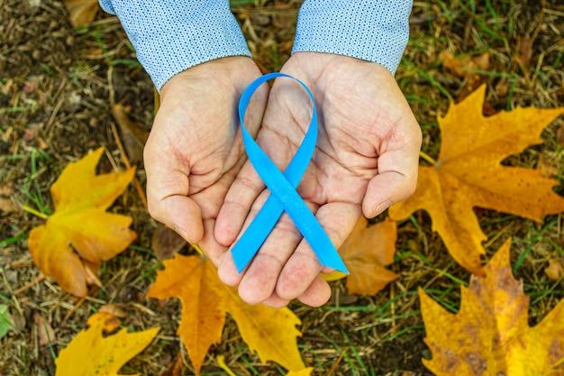 Zdrowie mężczyzn i świadomość raka prostaty w listopadzie.