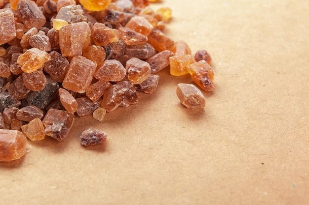 Zdrowy cukier trzcinowy