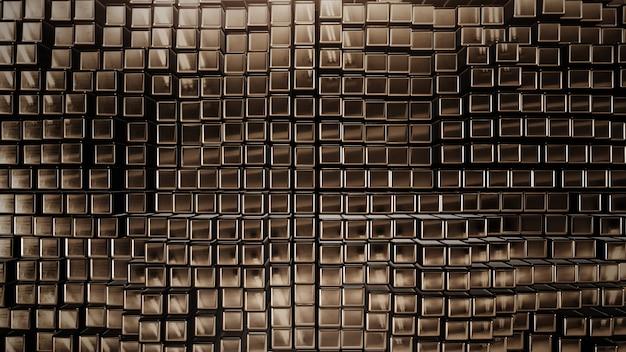 Ze złotych kwadratów