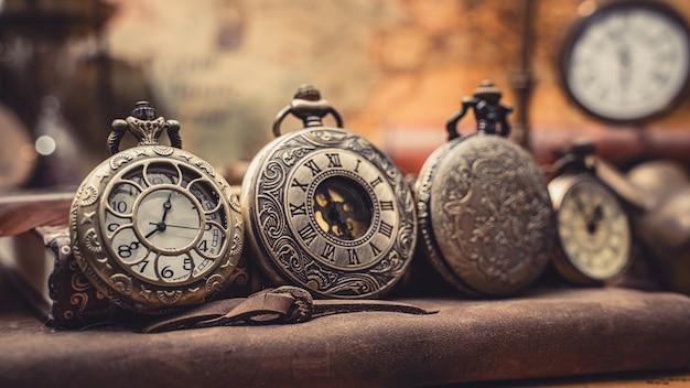 Zegarek kieszonkowy vintage