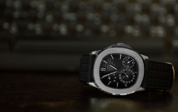 Zegarek luksusowy, drogi