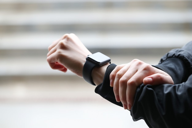 Zegarek na rękę, zegarek